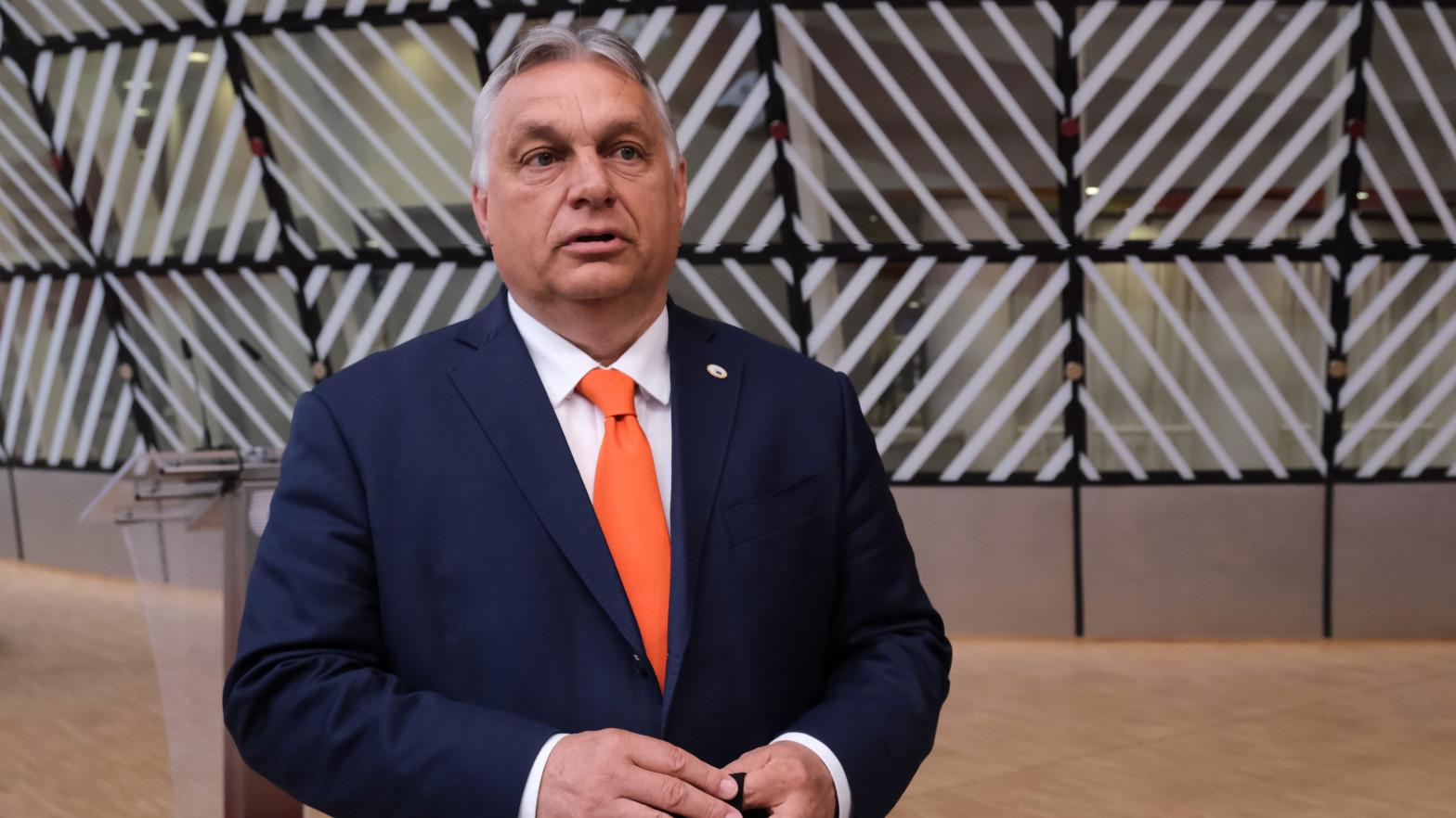 Orban someterá a referéndum la ley anti LGTBI para disipar la presión de la UE sobre Hungría