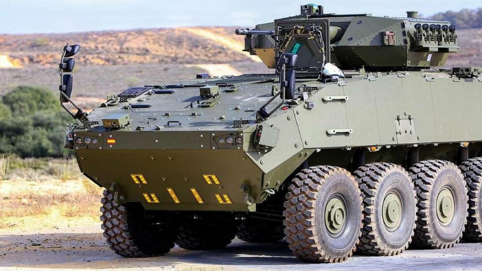 Una empresa recurre una adjudicación clave del 8x8, proyecto estrella del Ejército