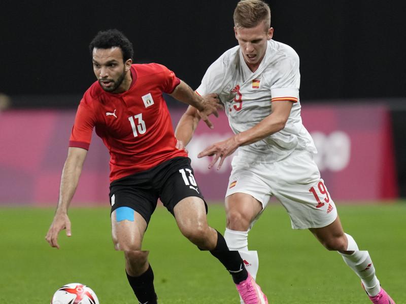 España no puede con la pirámide defensiva egipcia en su debut en los JJOO