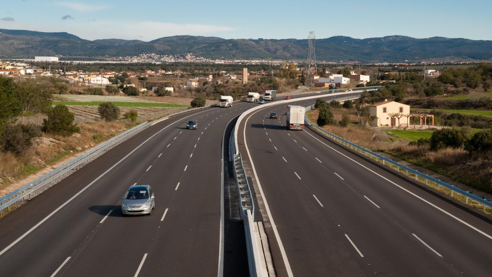 Abertis factura un 26% más gracias a la recuperación del tráfico