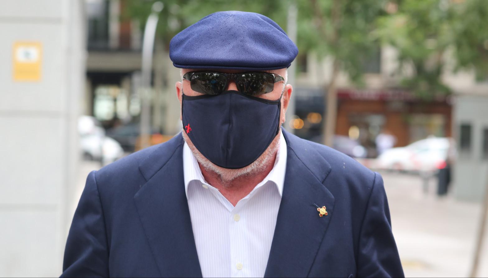 El juez rechaza devolver a Villarejo sus agendas y pide a la Policía verificar si se mensajeó con Rajoy