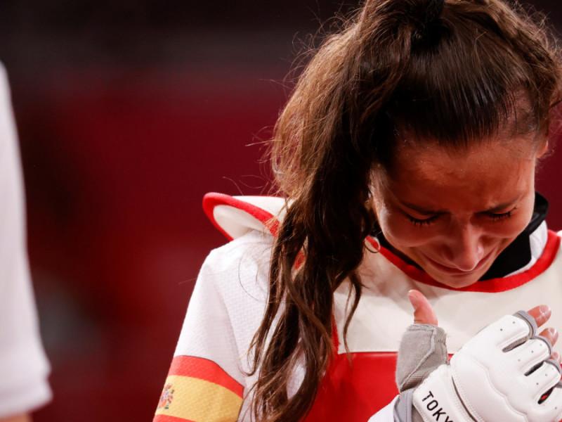 Adriana Cerezo da a España su primera medalla de plata en los JJOO de Tokio