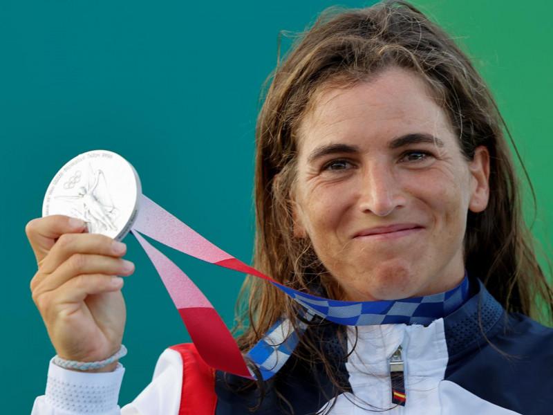 Maialen Chourraut, plata en la final del K1 y tercera medalla para España