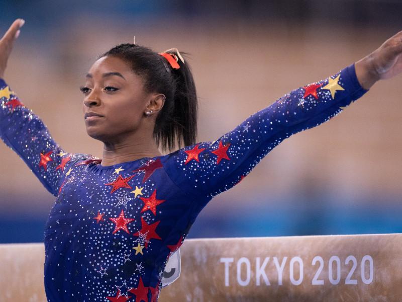 Simone Biles, obligada a abandonar la final por equipos en Tokio 2020 por una lesión