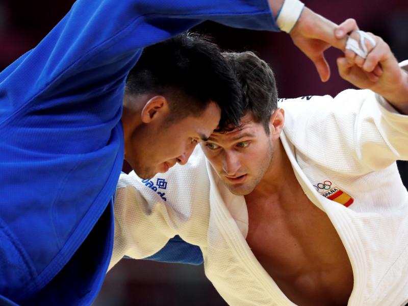 Niko Shera buscará el bronce en la repesca tras perder en cuartos