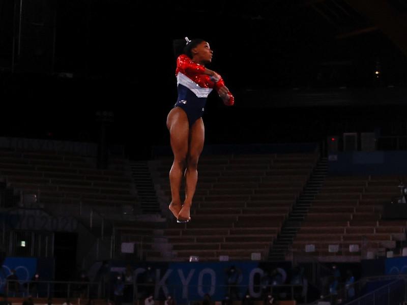 Simone Biles confirma que tampoco estará en la final completa individual de gimnasia