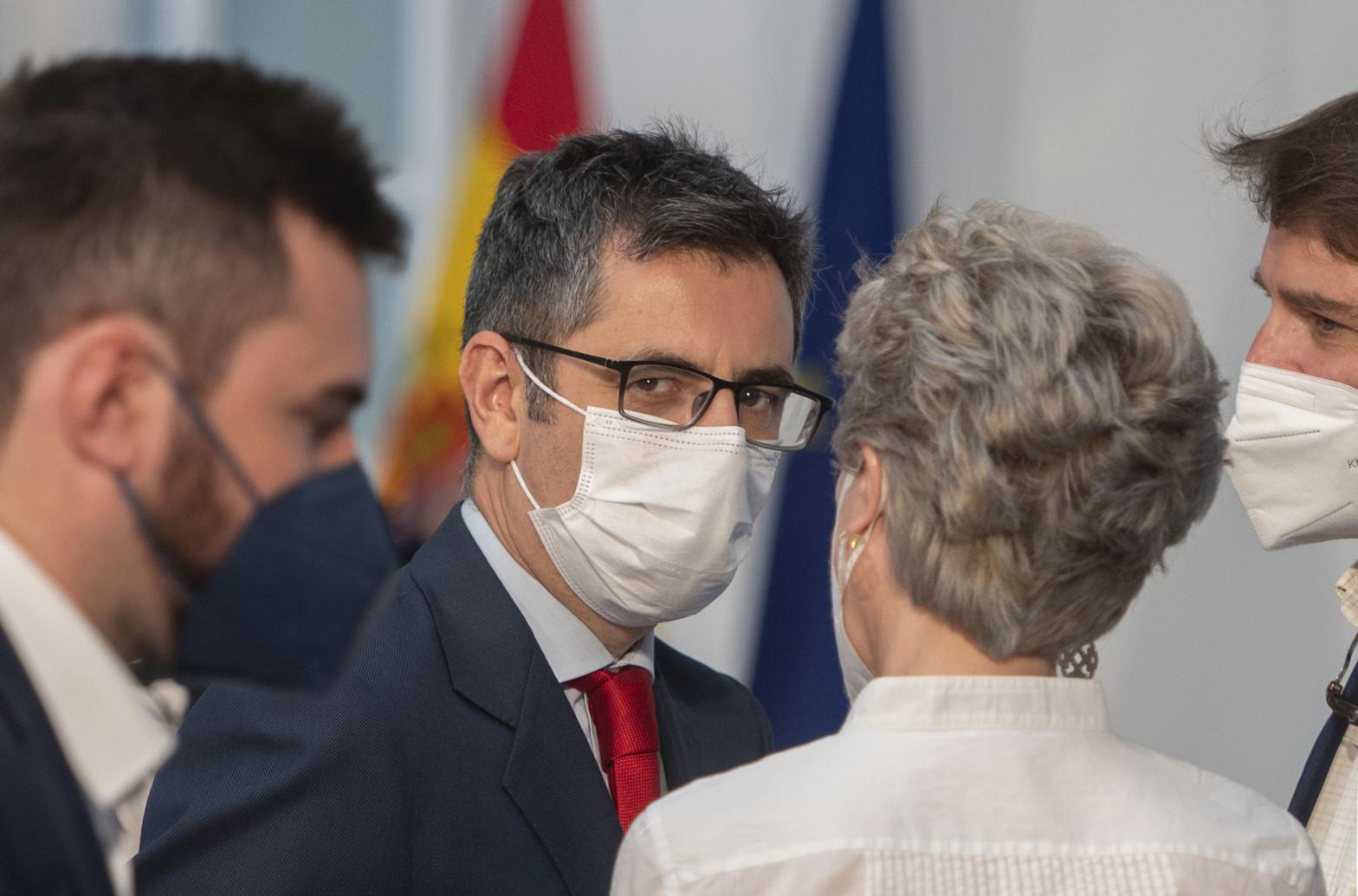 Bolaños desmonta el 'gobierno en la sombra' de Redondo y cierra 17 órganos con 75 asesores en Moncloa
