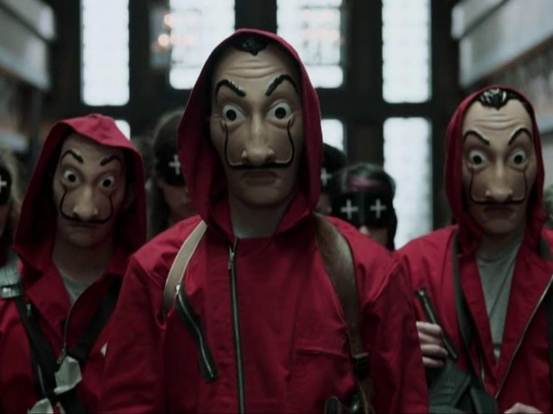 Netflix anuncia el estreno de la temporada 5 de La Casa de Papel el 3 de septiembre