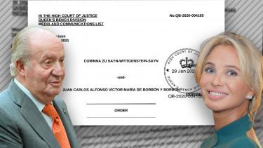 Corinna desvela que Juan Carlos I le pidió matrimonio un mes antes de abdicar
