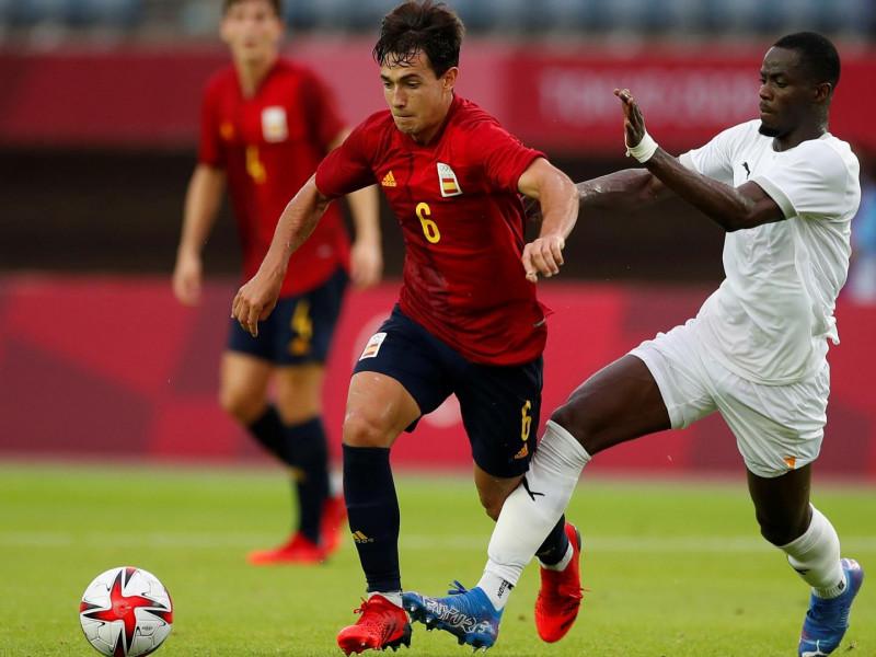 Juegos Olímpicos Tokio 2021: Horario y dónde ver el España-Japón de fútbol