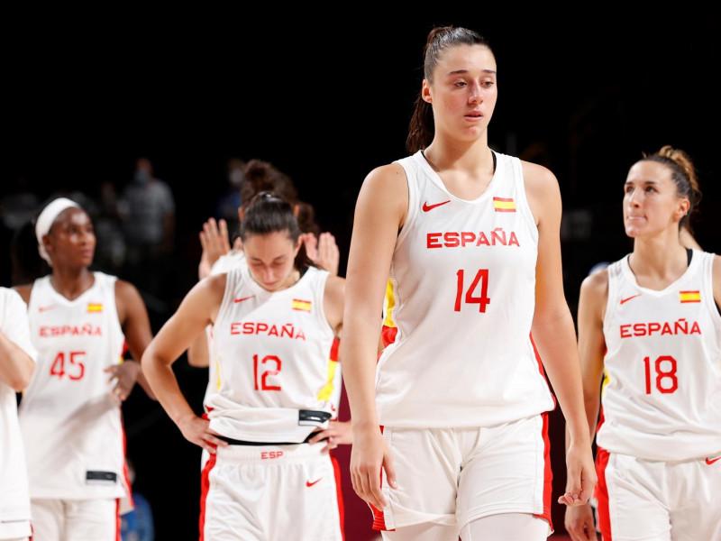 España cae ante Francia y el baloncesto español se queda sin medallas