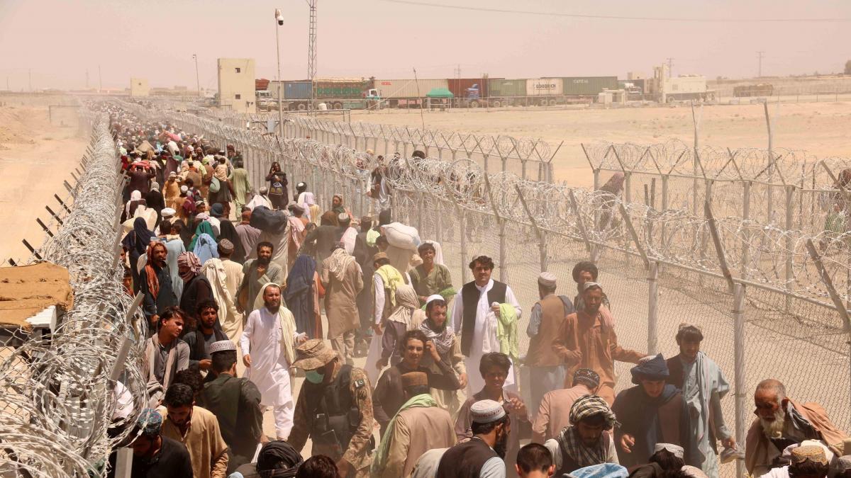 Pánico en Kabul: los talibanes están ya a solo 11 kilómetros de la capital de Afganistán