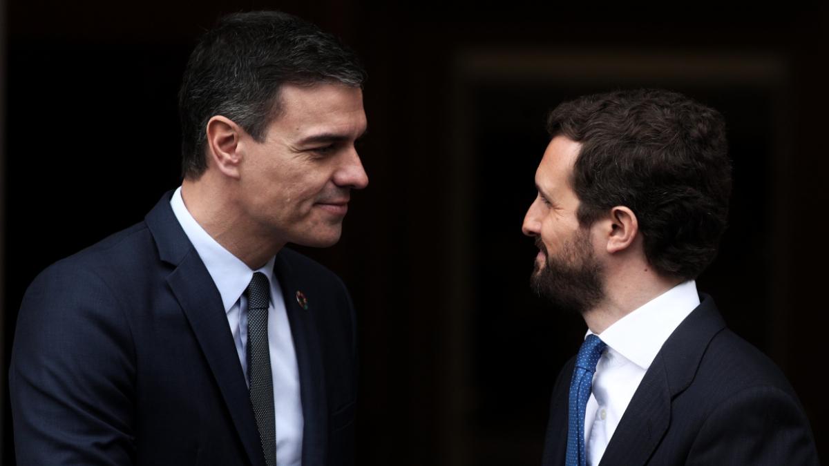 La cara de la peor España posible
