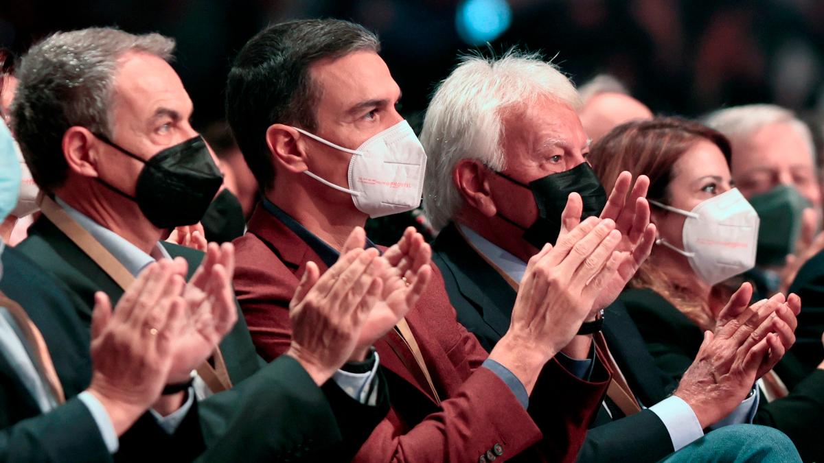 congreso zapatero sanchez felipe