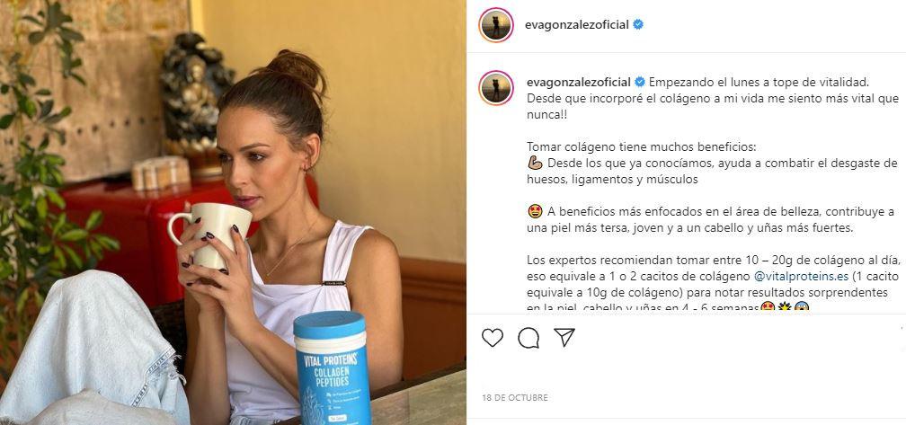 Collagen Eva Gonz�lez